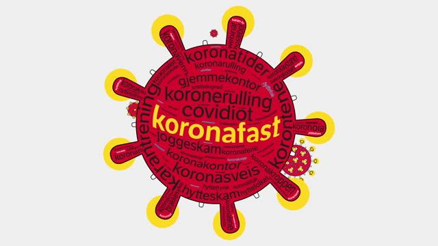 Nye Ord Og Uttrykk Under Koronakrisen Stem Pa Ditt Favorittord Her Nrk Sorlandet Lokale Nyheter Tv Og Radio